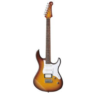 Yamaha Pacifica 212 VFM Tobacco Brown Sunburst