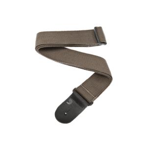 D'Addario 50CT02 Cotton Strap Army