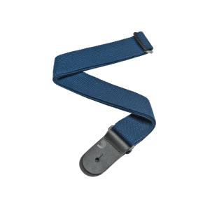 D'Addario 50CT03 Cotton Strap Blue
