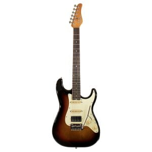 Schecter Traditional Route 66 Williams H-S-S 3TSB