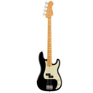 Fender American Professional II Precision Bass MN Black