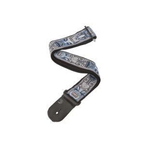 D'Addario 50A05 Woven Strap Tiki