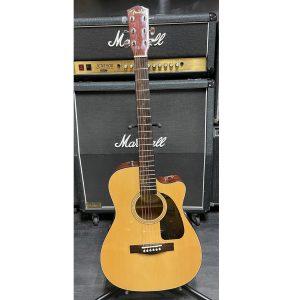 Fender CF-60CE Natural Usata